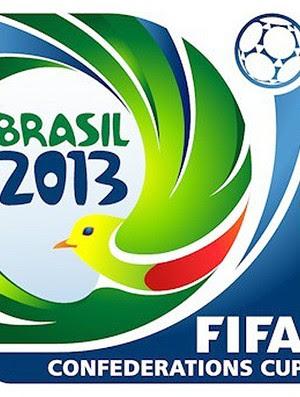 logo da  copa das confederações no Brasil  (Foto: Divulgação / Site Oficial da Fifa)