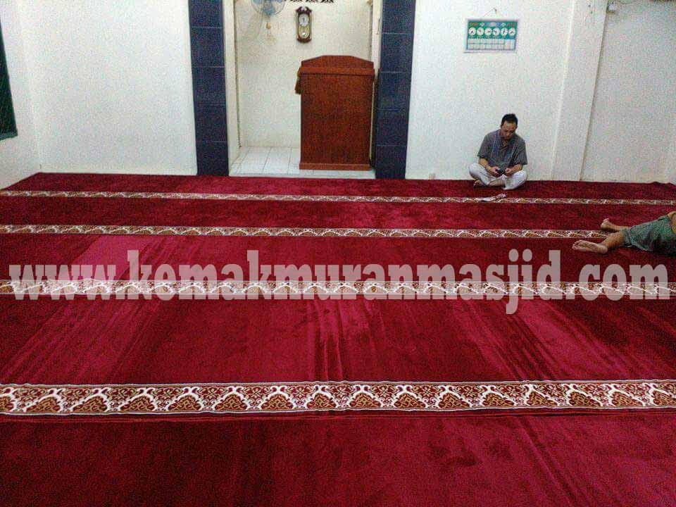 jual karpet masjid jakarta selatan harga ekonomis Al