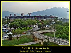 El Estadio Universitario