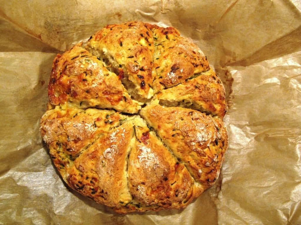 Australian Damper Soda Bread Recipe (Rye Flour ...
