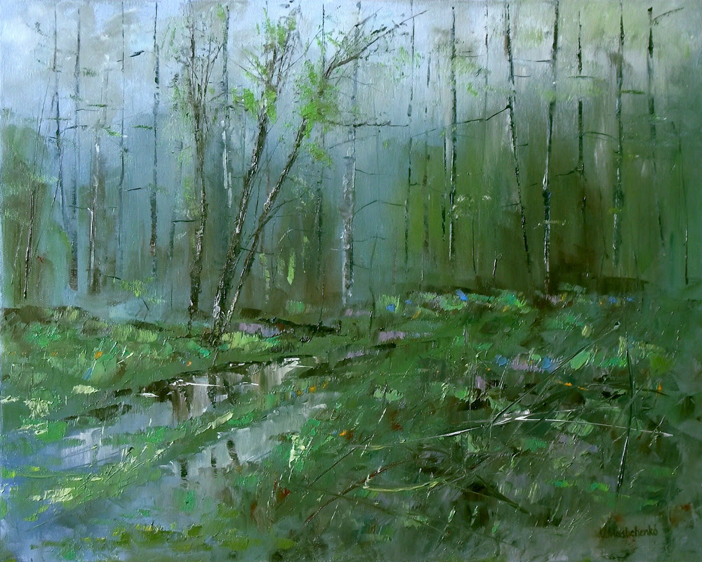 Image result for green after rain paintings