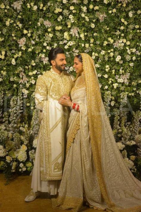 Deepika Padukone Ranveer Singh Mumbai reception: Ranveer