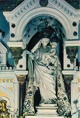 Notre-Dame-du-Laus, Statue de la Vierge Couronnée le 23 mai 1855
