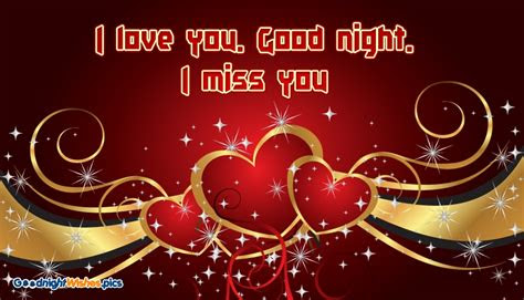 Good Night Baby I Love You Quotes