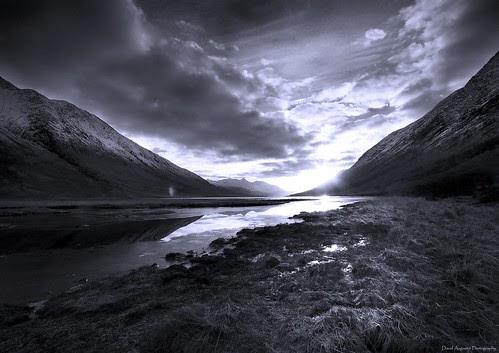 La vallee sombre..