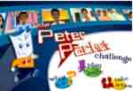 Peter Packet video game-based simulation to solve the world's hunger problems