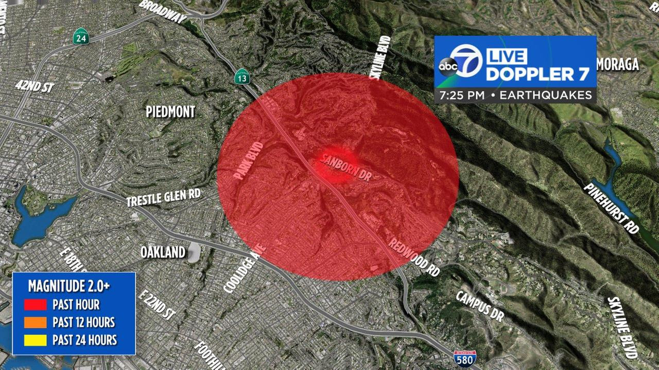 Image result for oakland 5/14 earthquake