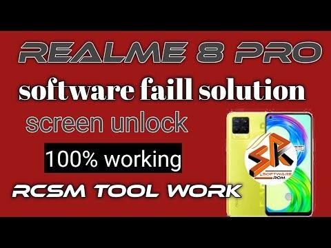 Realme 8 pro 5G RMX3081 latest flash file download by softichnic