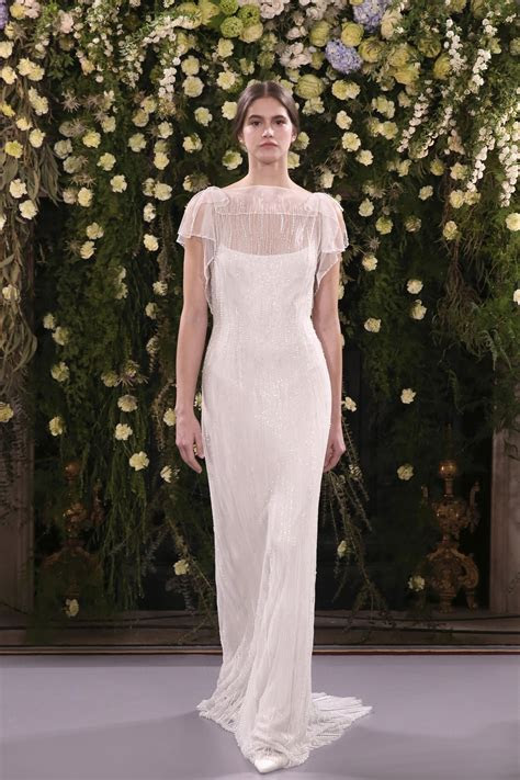 Jenny Packham's New Bridal Collection Features Kate