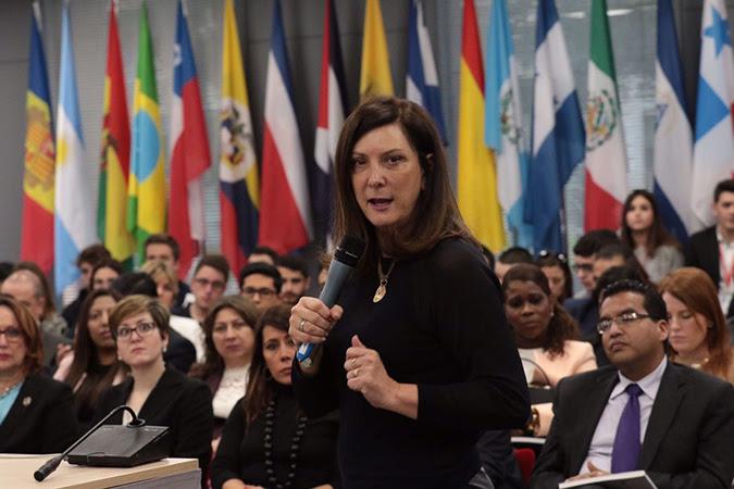 Luiza Carvalho, U.N. Women Regional Director for Latin America and the Caribbean. Credit: UN Women