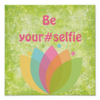Funny Be Yourself Hashtag Quote