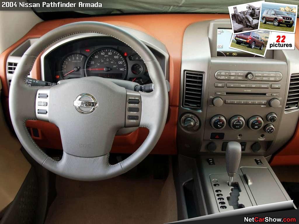 2005 Nissan Pathfinder Le 4X4 hd image