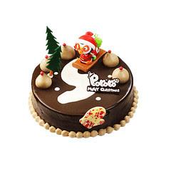 Paris Baguette Christmas Pororo
