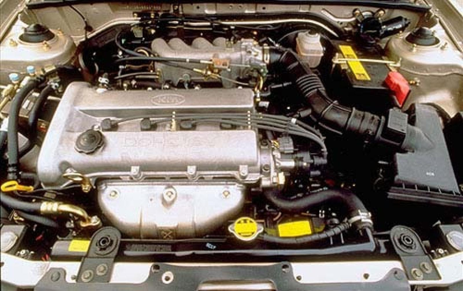 2005 Kium Sedona Engine Diagram