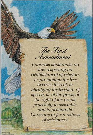 the-first-amendment