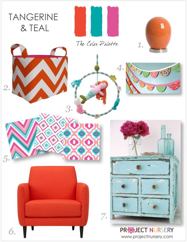 how would the black trim fit in this with this tangerine, teal, hot pink color combo? could i make it work??