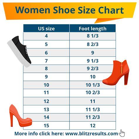 shoe sizes shoe size charts men women   measure