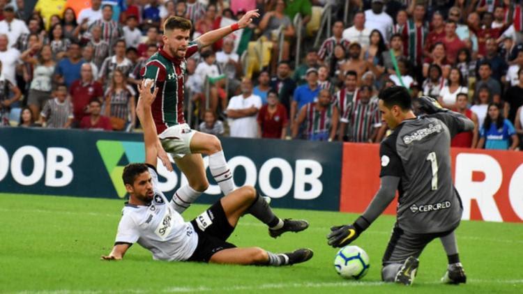 Dupla é contra o retorno do futebol em junho | Foto: Mailson Santana | Fluminense - Foto: Mailson Santana | Fluminense