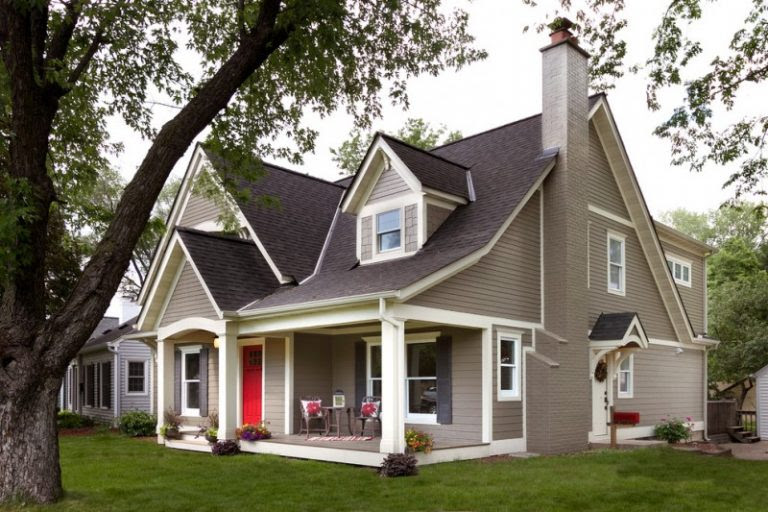 Exterior Paint Colors That Go With