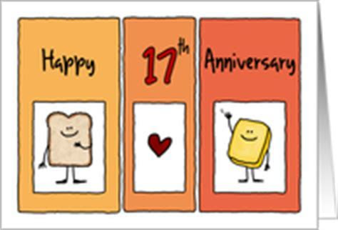 17th Wedding Anniversary Cards from Greeting Card Universe