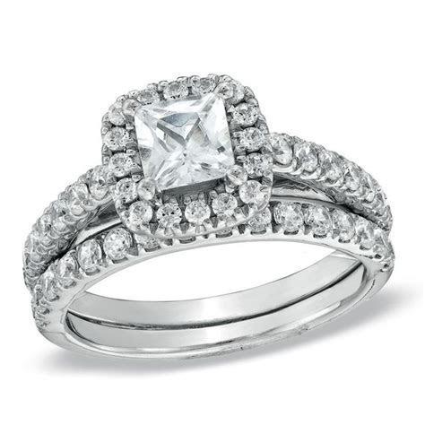 Princess Cut Engagement Rings Zales   Engagement Ring USA