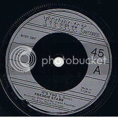 Freddie Starr - It's You