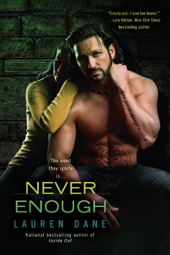 Never Enough (A Brown Family Novel) by Lauren Dane