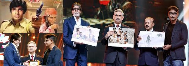 Amitabh, Pravin and Mumbai Police again sketches Mumbai for the third edition