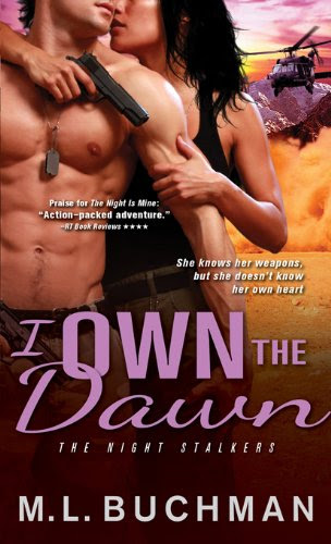 I Own the Dawn (The Night Stalkers) by M. L. Buchman