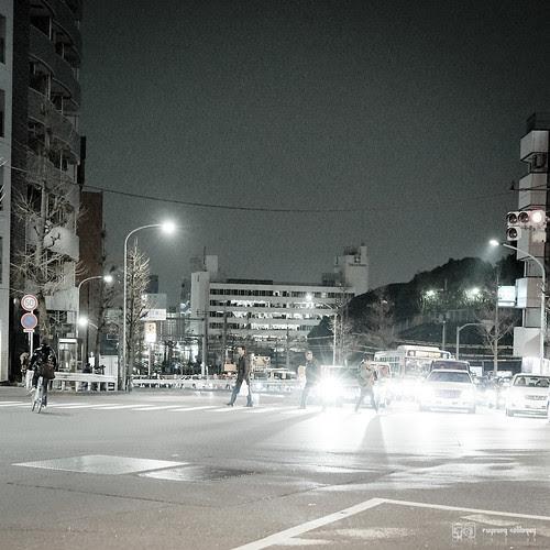 #6 背光的城市角落