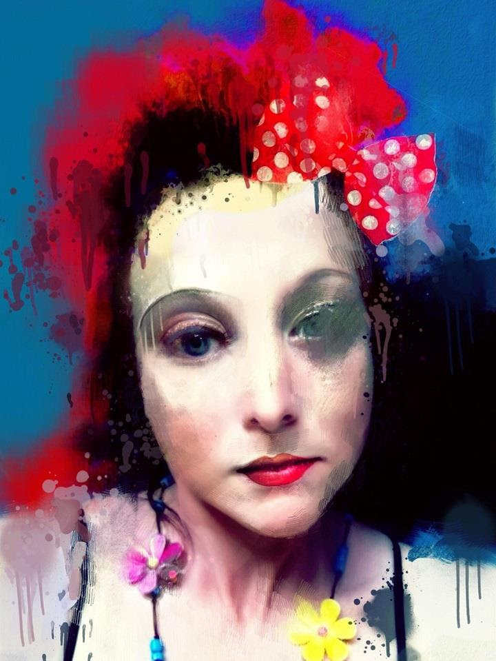 Sarah Jarrett - portrait