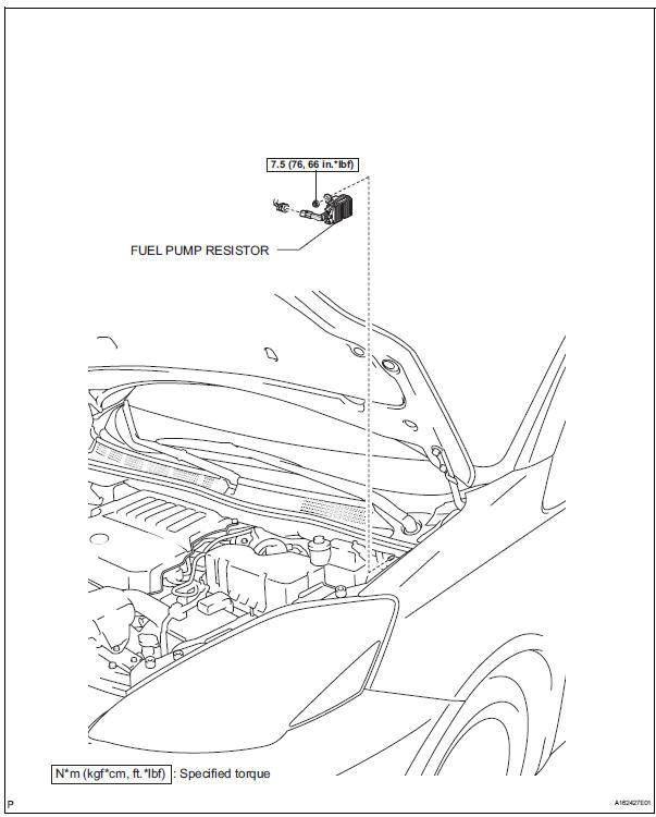 Toyota Sienna Fuel Pump