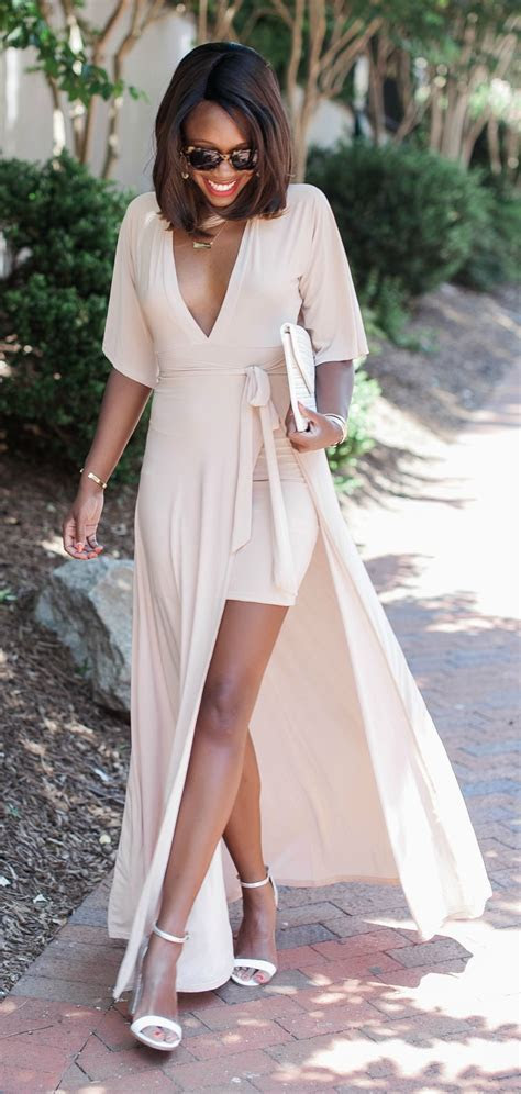 The Perfect Summer Wedding Outfit   InfluenceHer