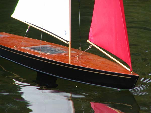 Rc Sailboat Plans One Meter | Quality Boat Plans