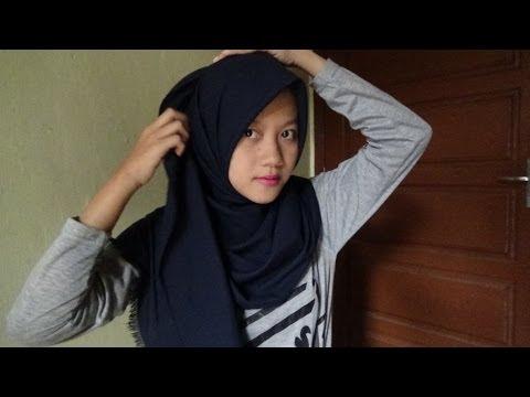VIDEO : tutorial hijab pashmina praktis tanpa ninja #nmy hijab tutorials - tutorial hijab pashminasantai dan pesta 2 menit #nmy hijabtutorial hijab pashminasantai dan pesta 2 menit #nmy hijabtutorialsbingung caritutorial hijab pashminasan ...