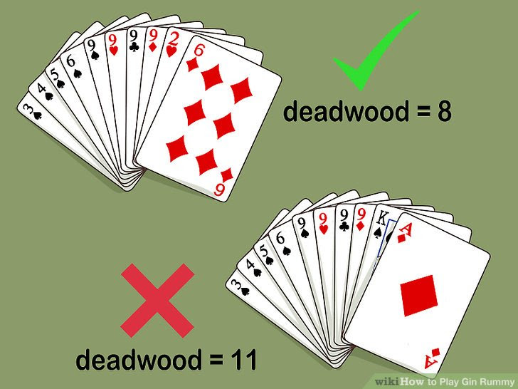 Asal Tutorial How To Play Gin Rummy