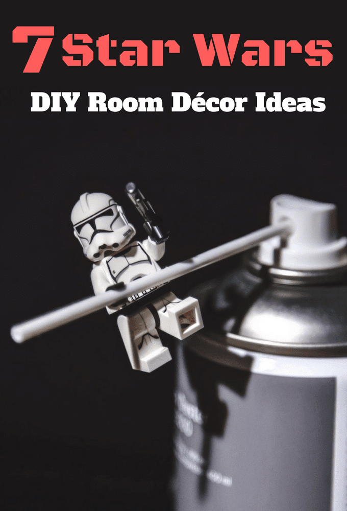 7 Diy Star Wars Room Décor Ideas That Will Blow Your Mind Pretty