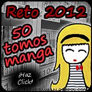 Reto 2012: 50 Tomos Manga!