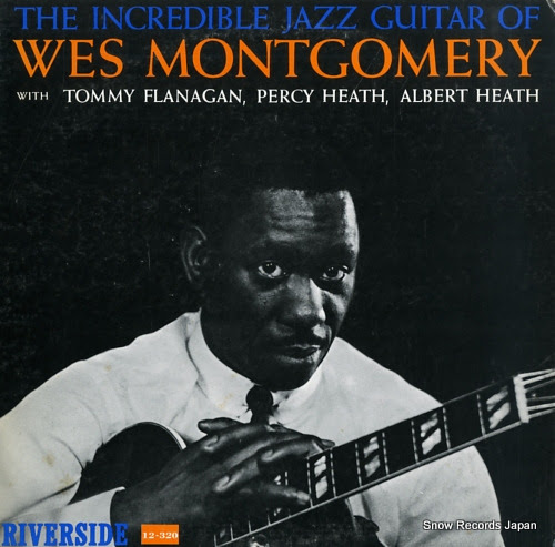MONTGOMERY, WES incredible jazz guitar of, the