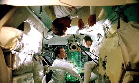 How Did They Film Apollo 13