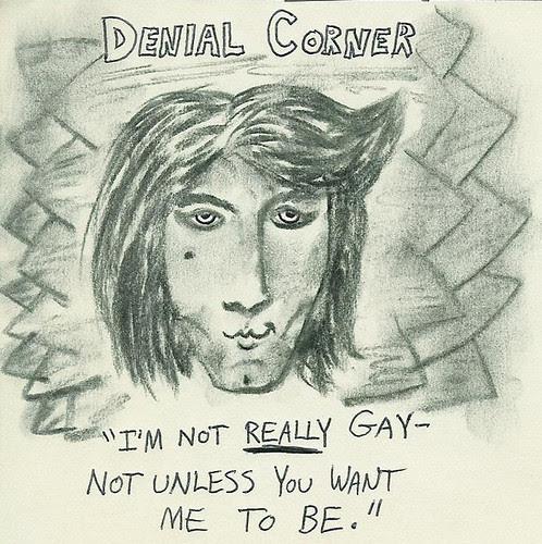 Denial corner