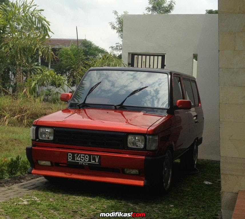 modifikasijupiterz-2016: Modifikasi Kijang Super Images