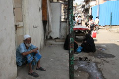the sleepy bandra bazar road .. backdrop of the poetry of my blogs by firoze shakir photographerno1