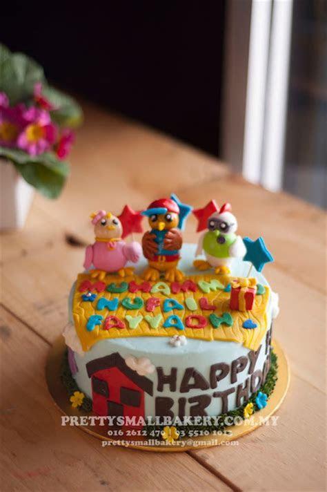 kek hari jadi didi and friend   Prettysmallbakery