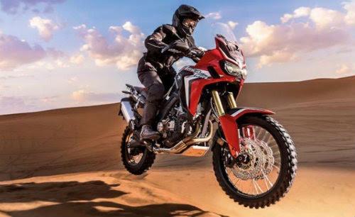 So găng Honda CRF 1000L Africa Twin và Ducati Multistrada 950 - 7
