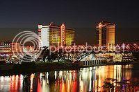 Shreveport LA Riverfront