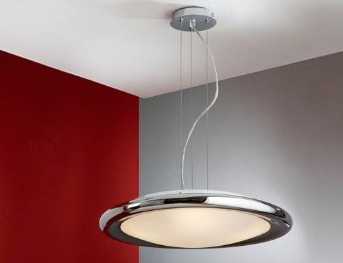 Barato schuller l mparas modernas colecci n saturno - Precios de lamparas ...