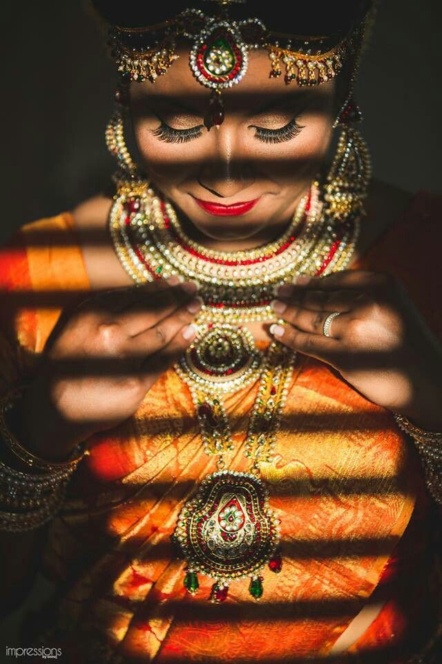 Indian Fashion #indianbride #tribal #traditional #indiajewelry