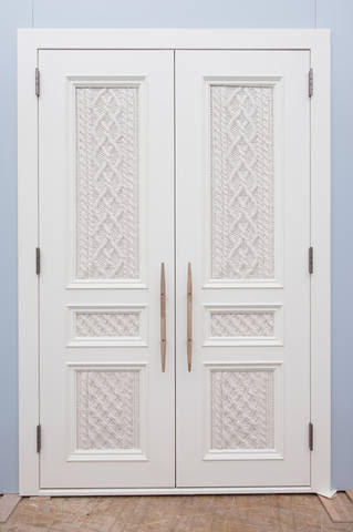 double door for entrance1