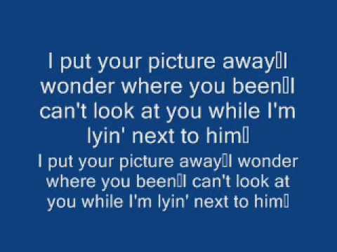 Picture- Kid Rock lyrics - YouTube